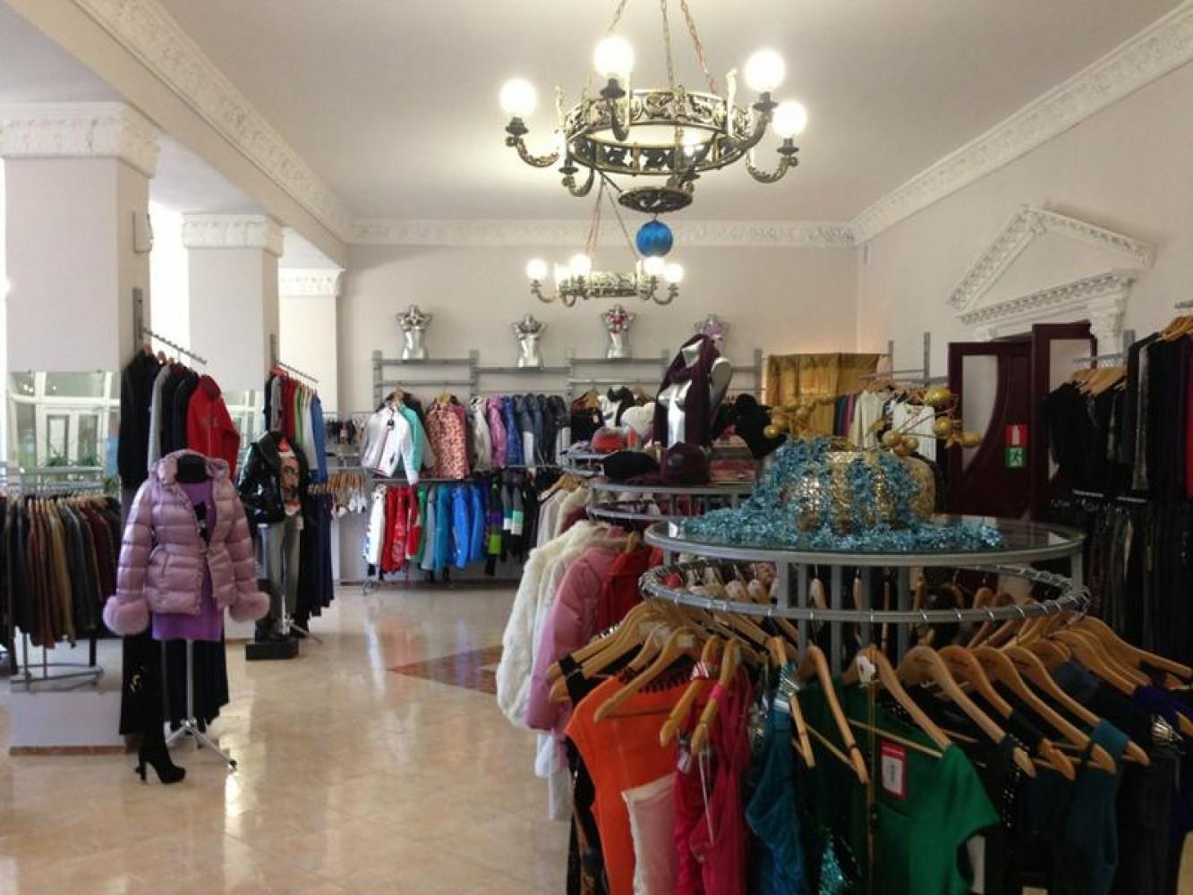 Модная одежда севастополя