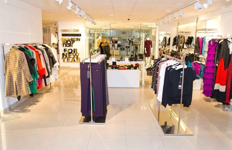 Магазин Французской Женской Одежды